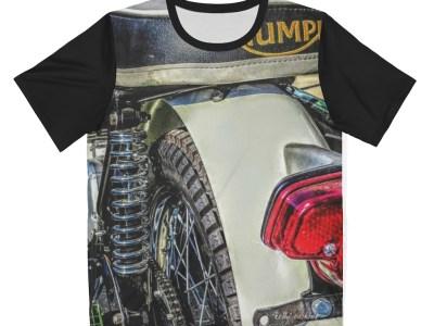 Vintage Triumph Unisex T-Shirt