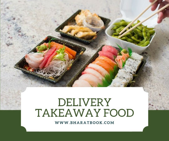 Delivery Takeaway Food