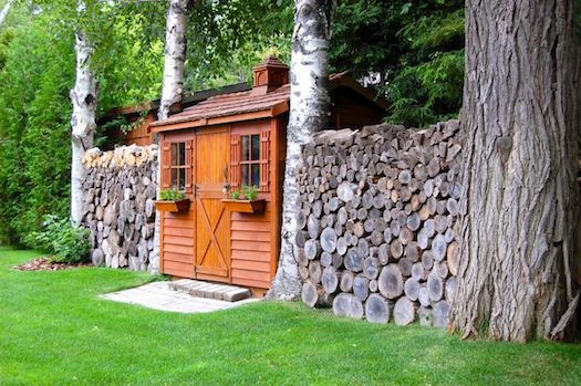 16 Mind Blowing Cordwood Fences That Will Amaze You The