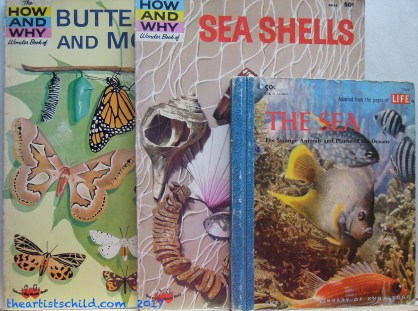 Natural History Books for Children