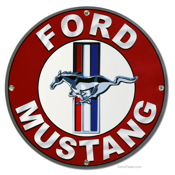 ford mustang logo the art mad wallpapers