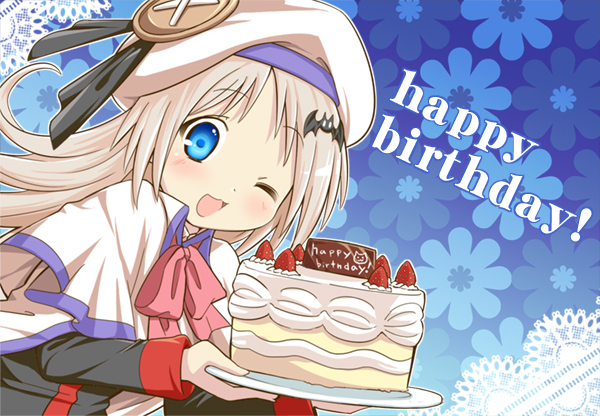 Happy Birthday Real Cake