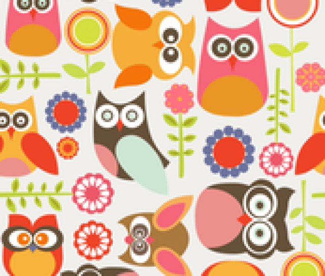 Cute Girly Owl Wallpapers 1
