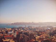 Istanbul, Turkey landscape