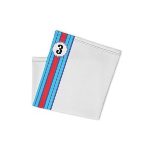 Martini Racing Neck Gaiter Bandana
