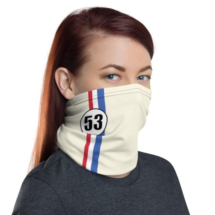 Herbie Face Mask Bandana Neck Gaiter