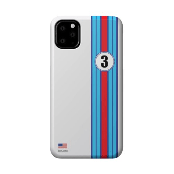 917 Porsche Martini Racing Phone Case