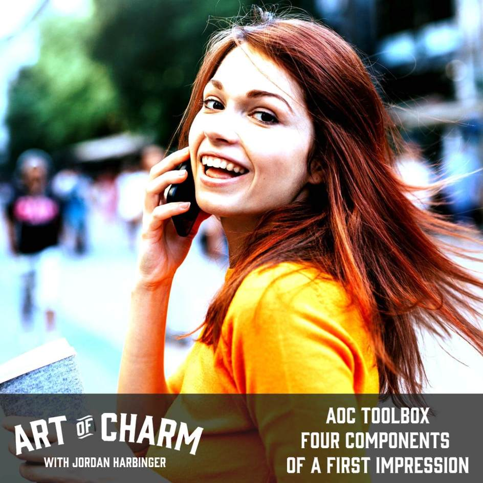 AoC Toolbox | Four Components of a First Impression (Episode 656)