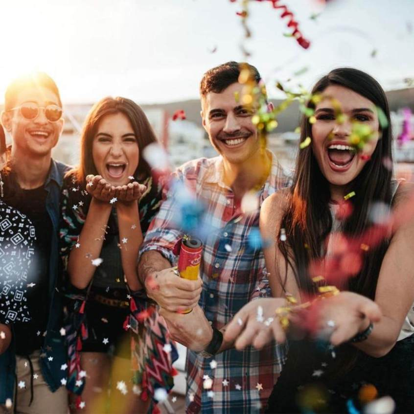 How Do You Host a Great Event (and Build Your Social Capital Without Keeling over from Social Anxiety)?