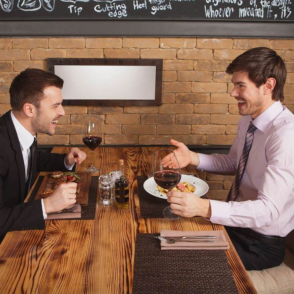Six Rules for a Memorable First Meeting