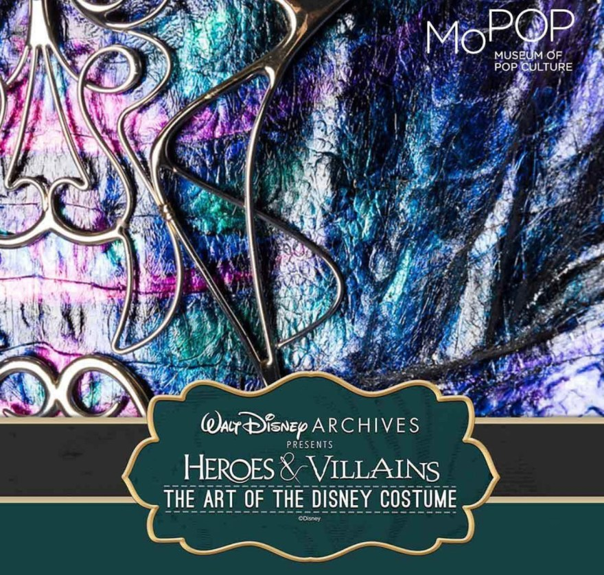 Heroes and Villains: The Art of the Disney Costume 11