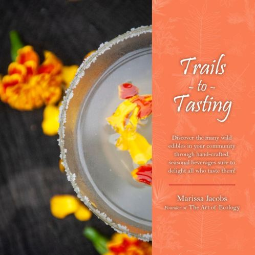 Trails-to-Tasting Foraging Guide & Drink Recipe Book