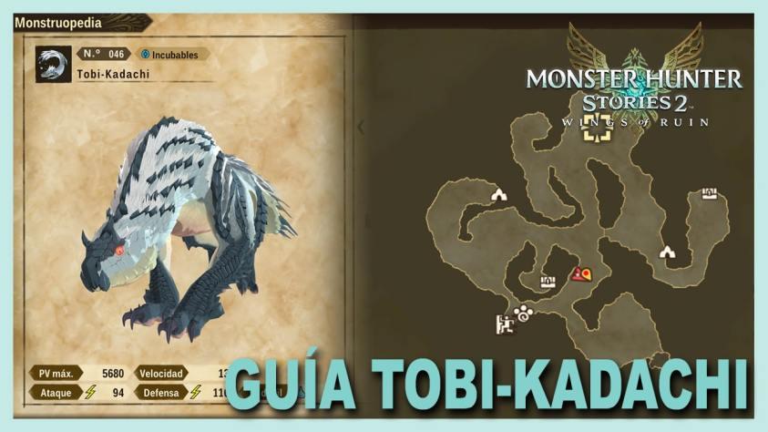 Monster hunter tobi kadachi