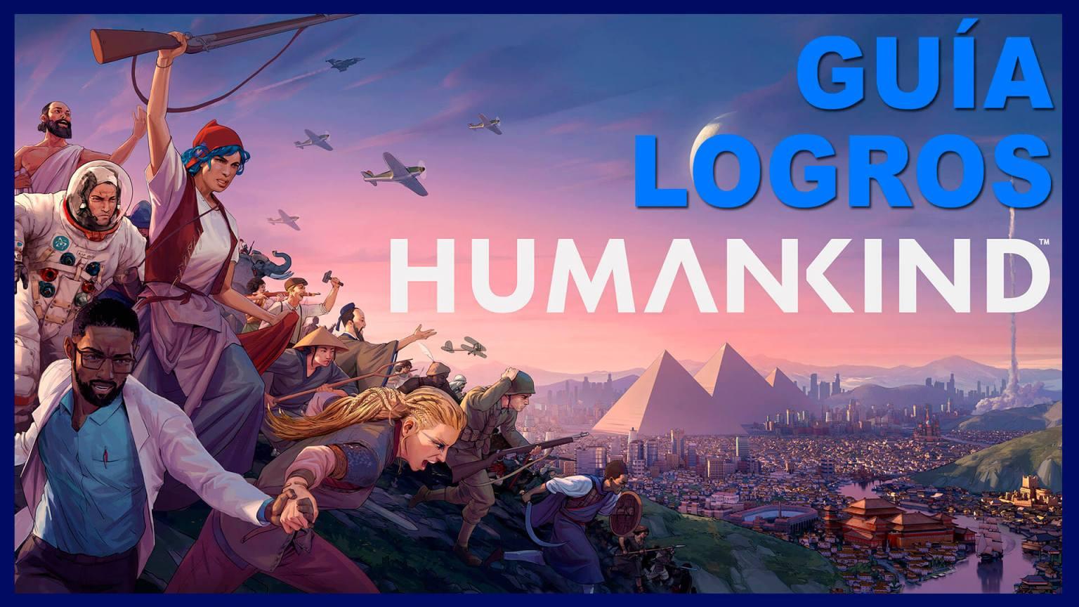 Humankind logros