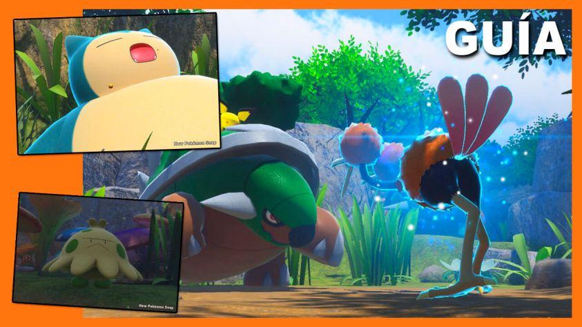 Senda oculta New Pokémon Snap