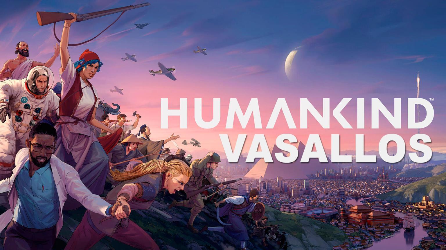 Vasallos humankind