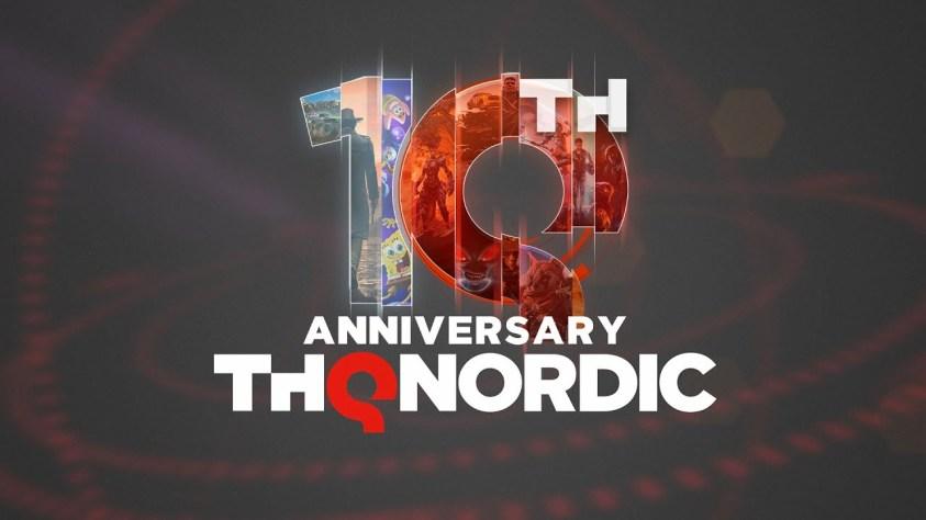 THQ Nordic aniversario regala juegos