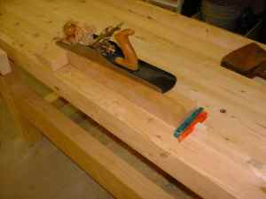 Why Do Woodworking Benches Have Holes The Art Of Hand Tools