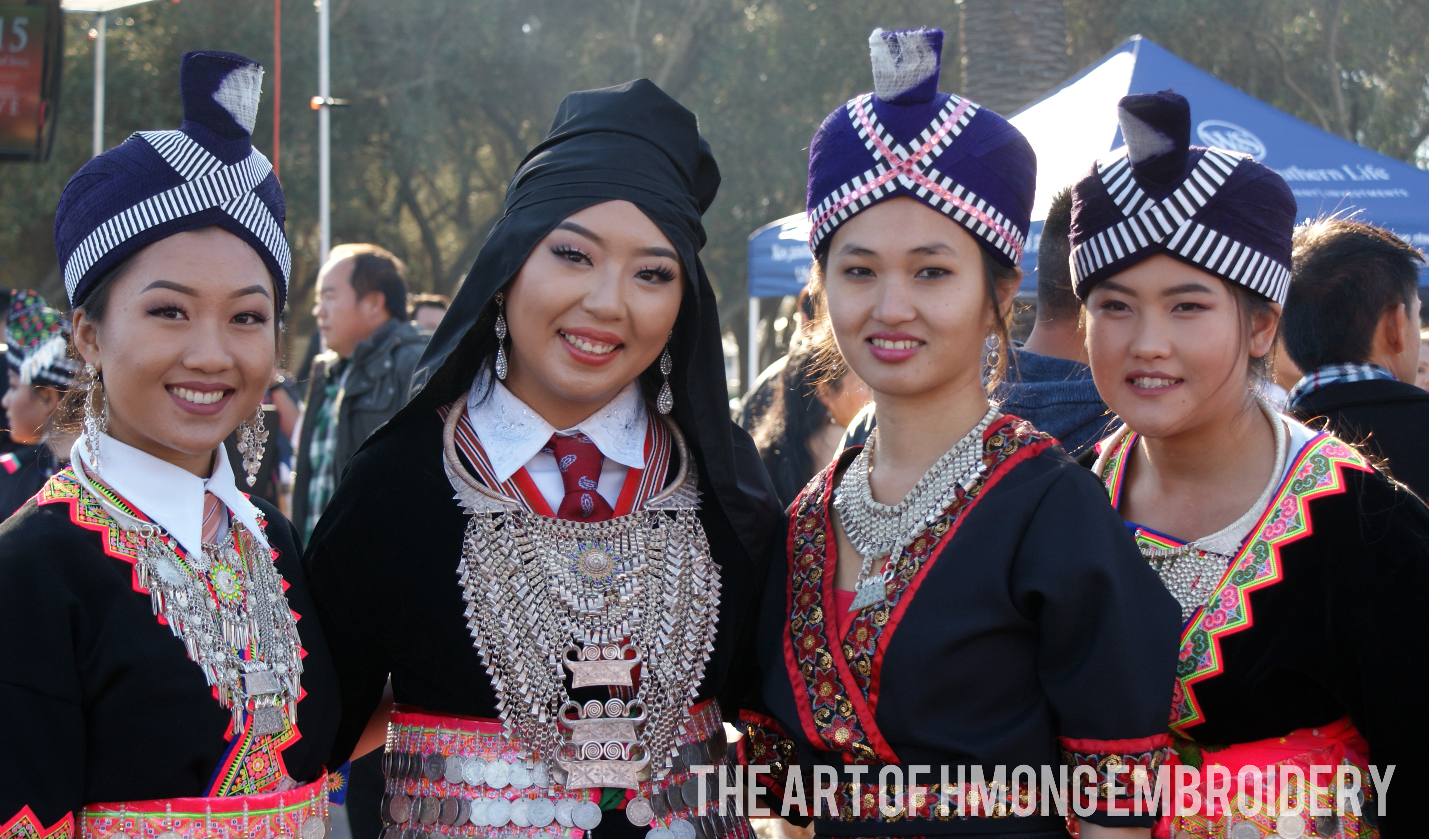 The Art Of Hmong Embroidery