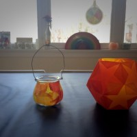 How to make Waldorf Martinmas Lanterns  (tutorial)