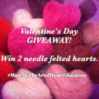 Valentines 2017 & Giveaway