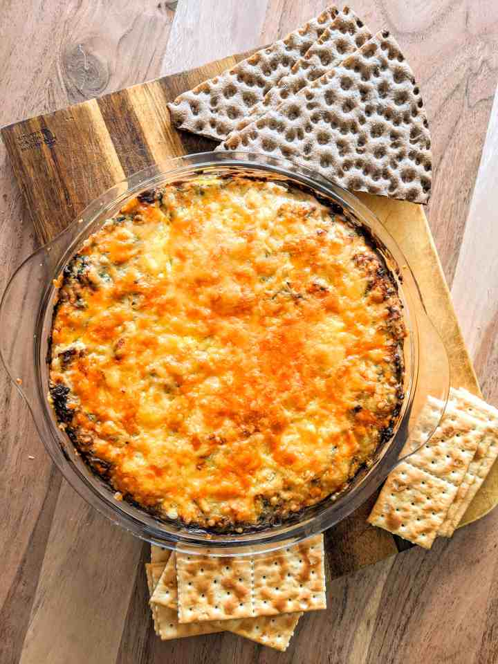 food & cooking monthly roundup artichoke spinach dip