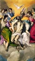 El Greco, The Trinity