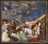 Giotto di Bondone, Christ's Descent from the Cross