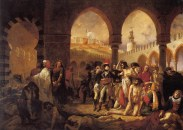 Gros, Napoleon at Jaffa