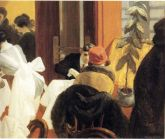 Edward Hopper, New York Restaurant