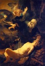 Rembrandt, The Sacrifice of Isaac