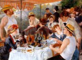 Renoir, The Boating Party