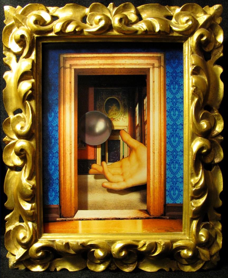 Palazzo Enfilade   The Art of Mark Evans