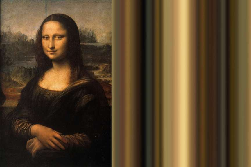 Mona Lisa | The Art of Mark Evans