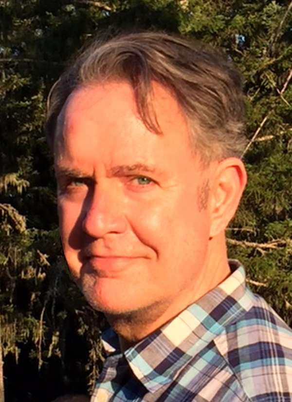 Mark Evans, artist