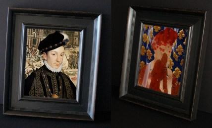 Charles IX   The Art of Mark Evans