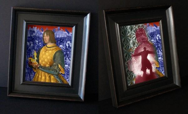 Charles VI   The Art of Mark Evans