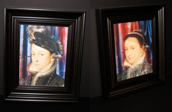 Francis II | The Art of Mark Evans