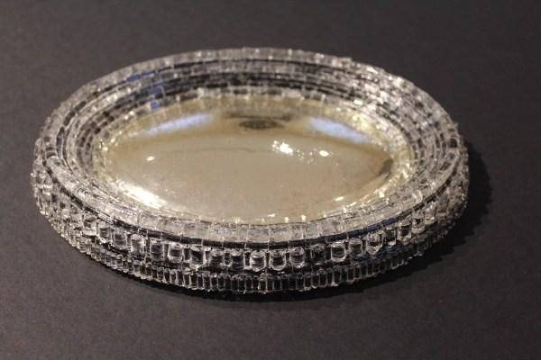 Diamonte Convex Mirror Side