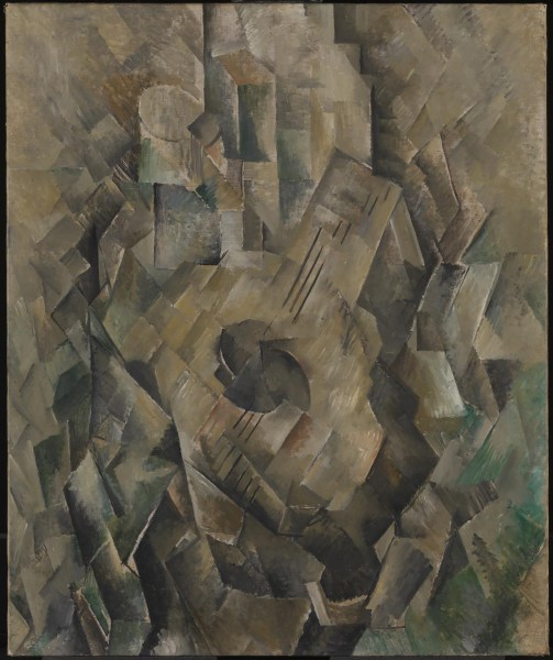 Mandora 1909-10 Georges Braque 1882-1963 Purchased 1966 http://www.tate.org.uk/art/work/T00833