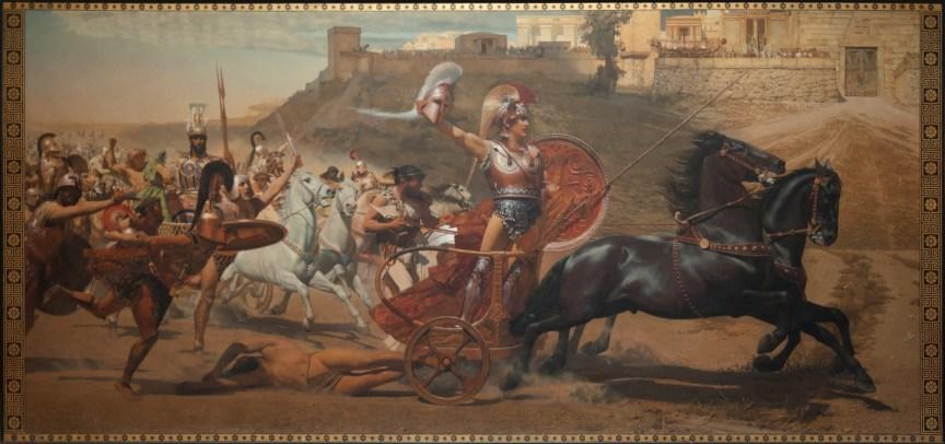 """The_""""Triumph_of_Achilles""""_fresco,_in_Corfu_Achilleion"""