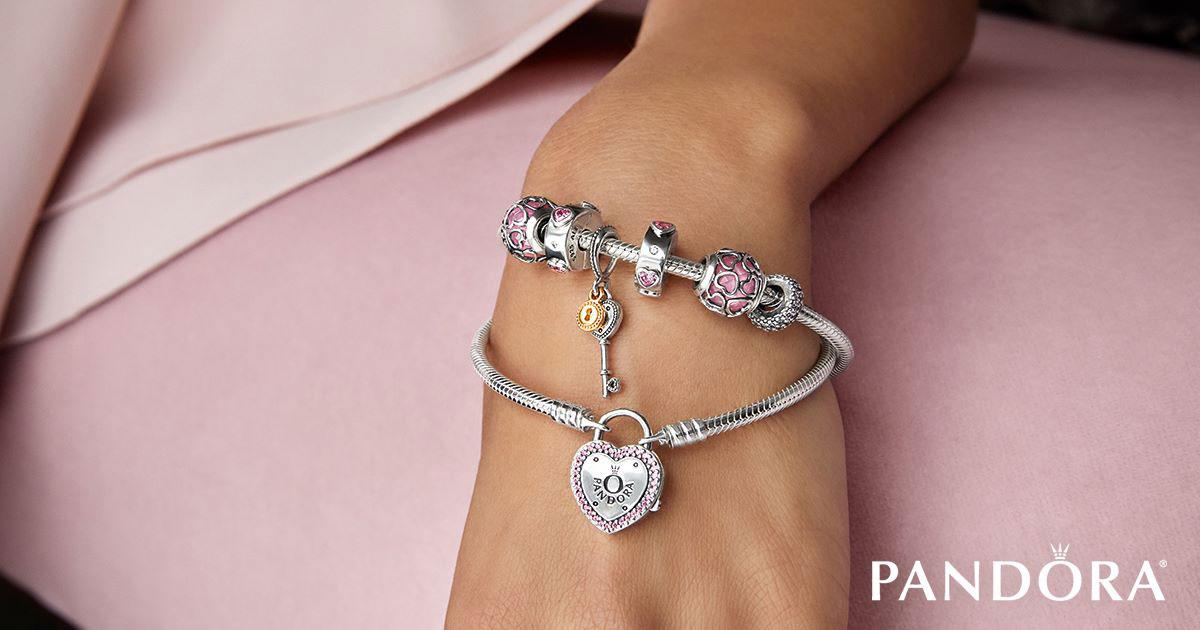 PANDORA Valentines 2018 Gift Sets The Art Of Pandora