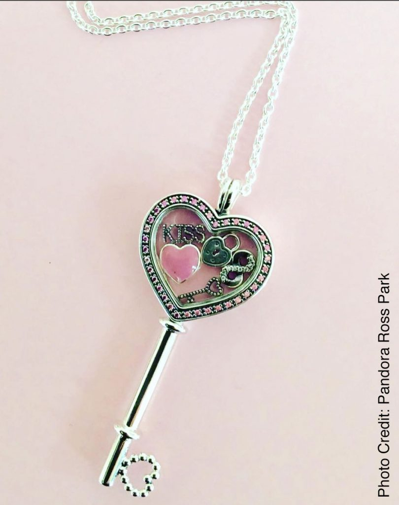 PANDORA Valentines 2018 Collection Live Images The Art