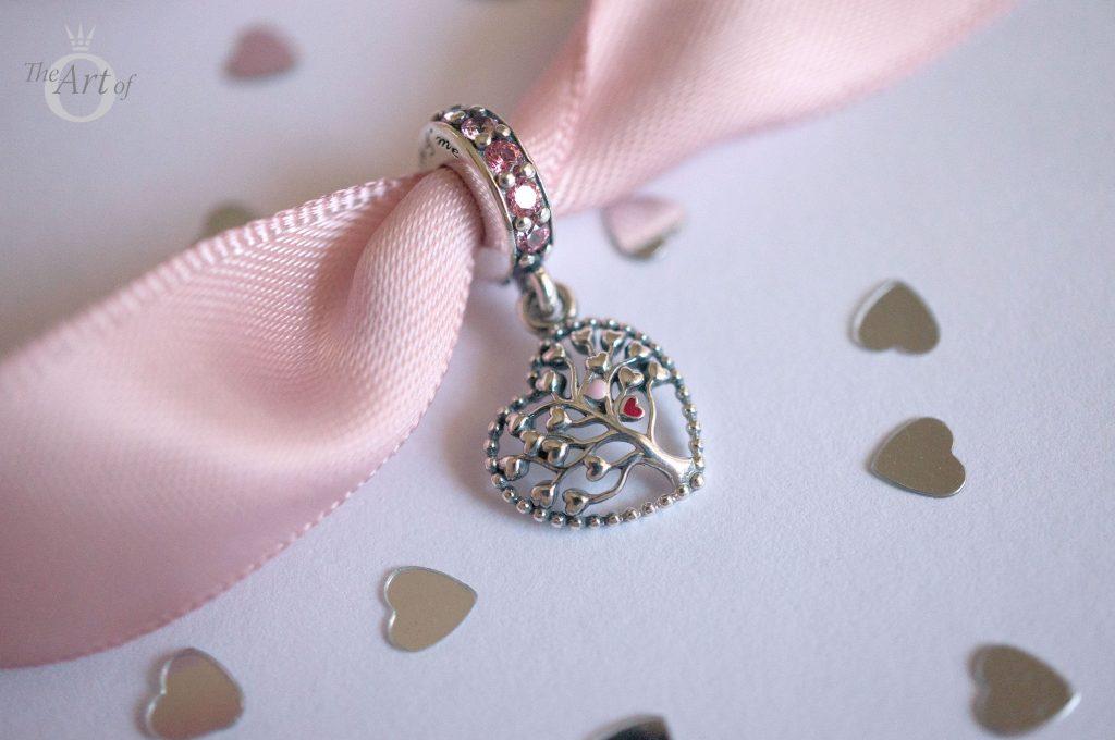 PANDORA Tree Of Love Charm The Art Of Pandora Blog Review