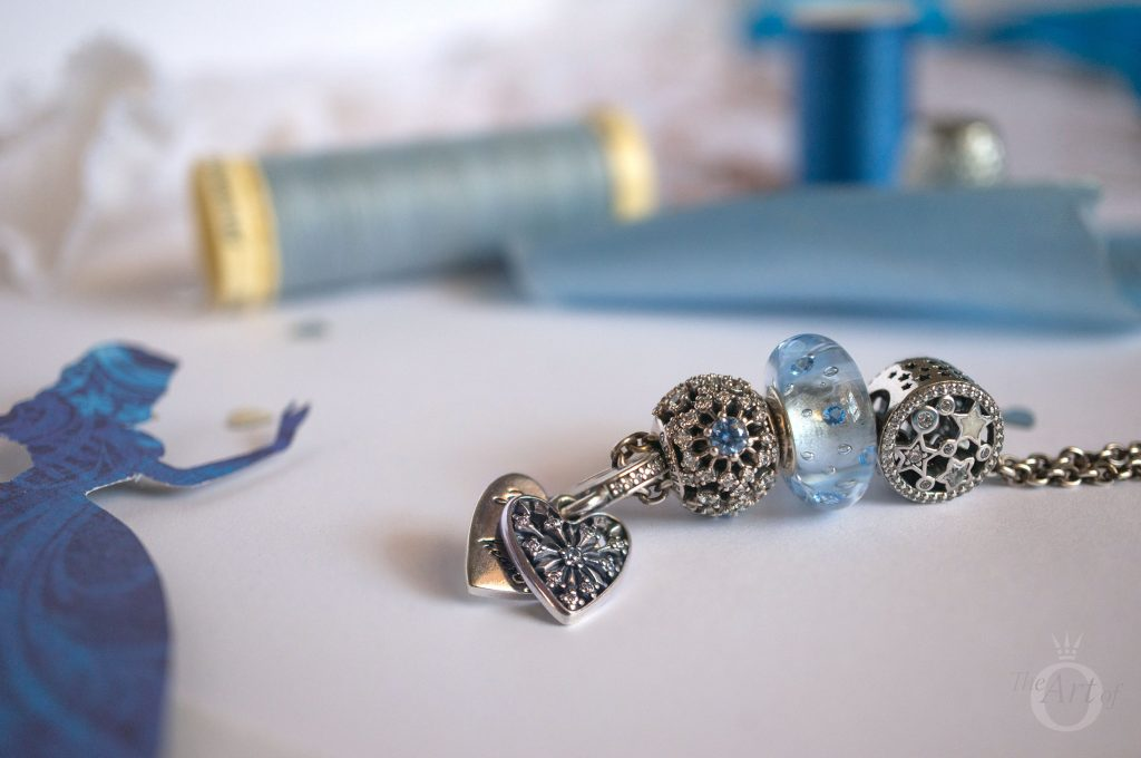 REVIEW PANDORA Disney Cinderellas Wish Charm