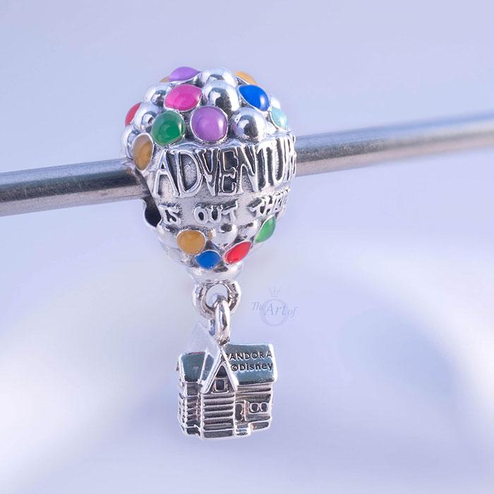Review Pandora Disney Up House Balloons Charm The Art Of Pandora More Than Just A Pandora Blog