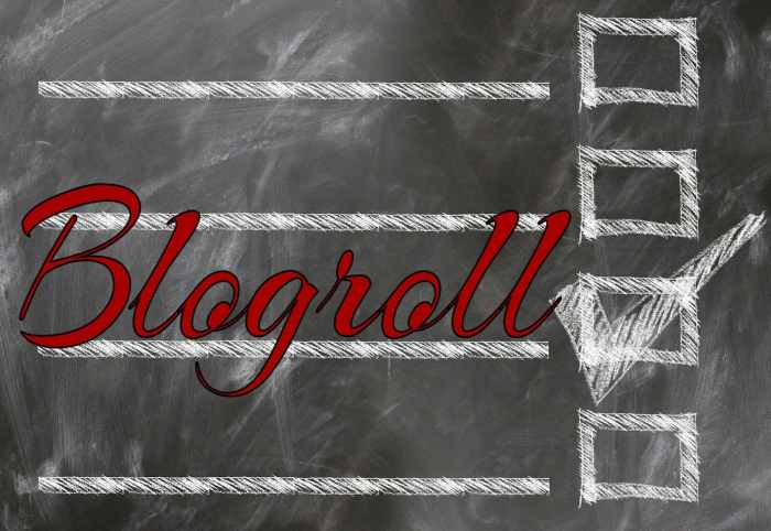 Blogroll Cover