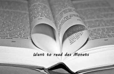 Want to Read des Monats