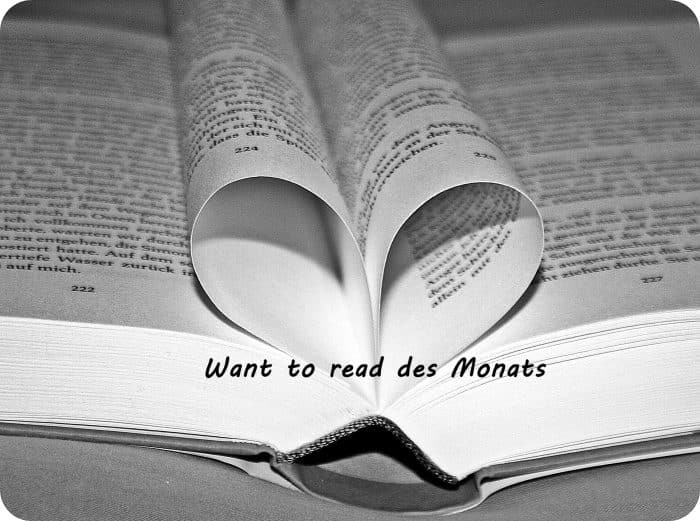 Want to Read des Monats