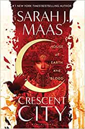 House of Earth and Blood - Goodreads Choice Award Best Fantasy 2020